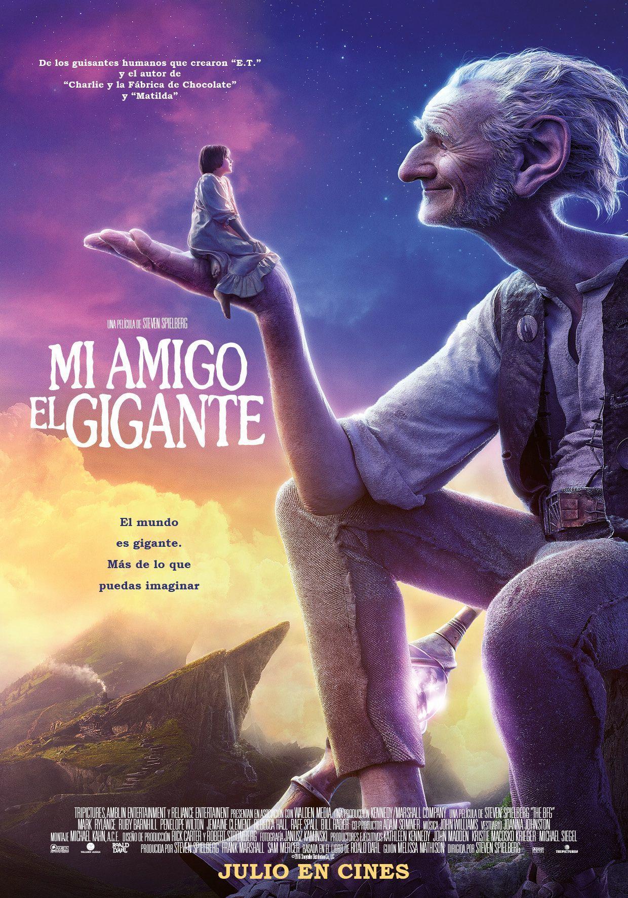Foto de 'Mi amigo el gigante', carteles (4/7)
