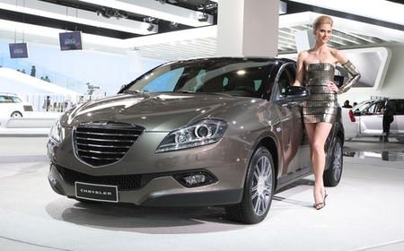 Chrysler venderá compactos italianos antes de 2012