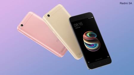 ¡Chollo! Xiaomi Redmi 5A, en versión global, por sólo 69,99 euros y envío gratis