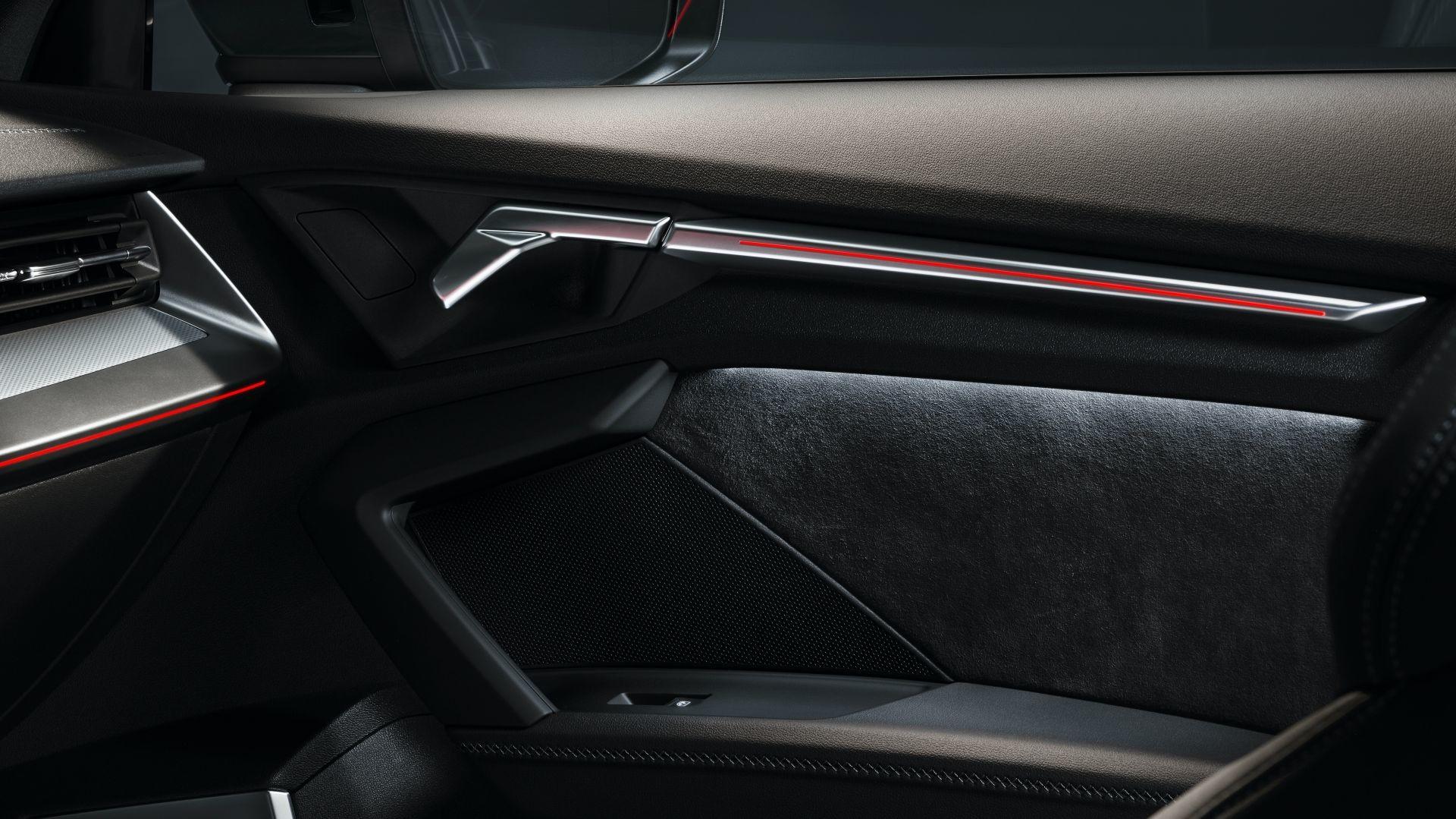 Foto de Audi A3 Sedán 2021 (32/43)
