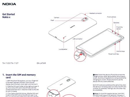 El posible Nokia 1 Plus con Android Go se filtra mientras se prepara para llegar en el MWC