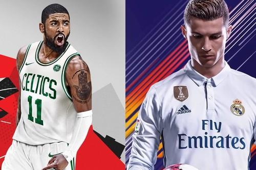 FIFA 18 y NBA 2K18 no son el camino para hacer que los simuladores deportivos sean esports