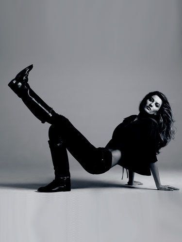 Foto de Gisele Bundchen en la portada de abril de Harper's Bazaar  (9/10)