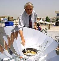 Encuentro internacional sobre cocinas solares
