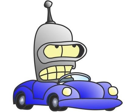 Nueve situaciones en las que un coche autónomo siempre llevará la L