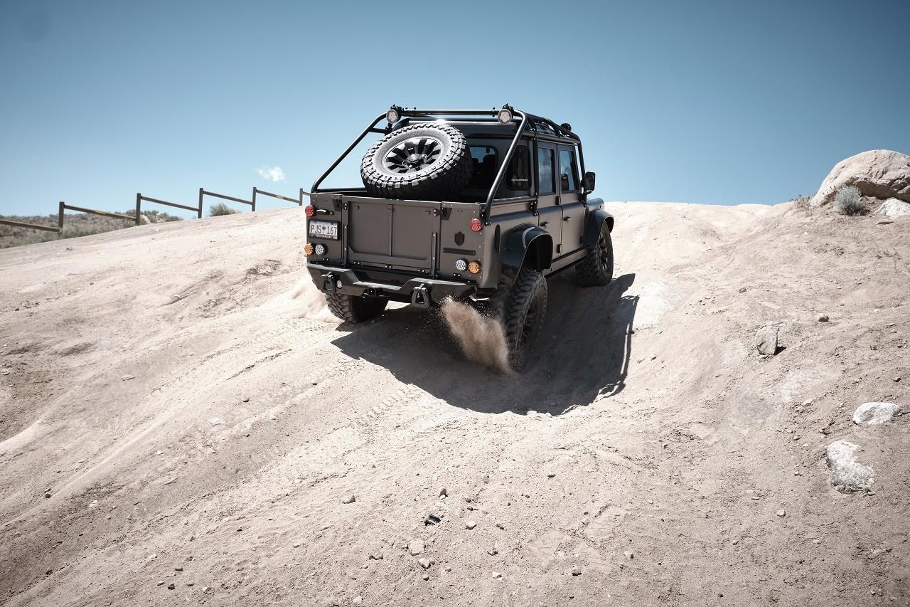 Foto de Land Rover Himalaya Spectre Defender (17/30)