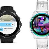 Suunto presenta su primer reloj deportivo con Wear OS y Diesel el primer modelo con caja tránslucida