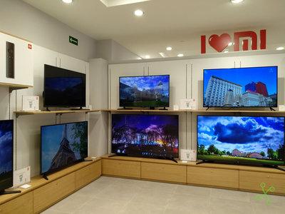 Xiaomi abre una tienda en Barcelona e incluye sus televisores, que llegarán a España proximamente