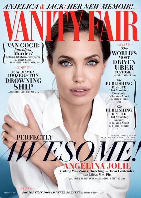 Vanity Fair USA: Angelina Jolie