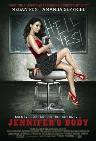 Nuevo trailer y póster de la película de Megan Fox