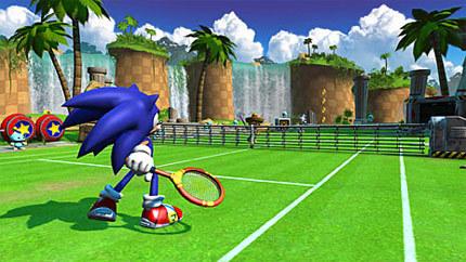 'Sega Superstar Tennis' es anunciado para todas las plataformas