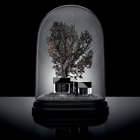 Le Soin Noir de Givenchy amplia su gama con dos nuevos productos destinados a la piel de la cara y al contorno de ojos