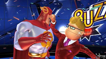 'Buzz! Quiz TV' para PS3 llegará en Julio