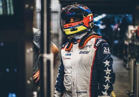 Montoya Le Mans