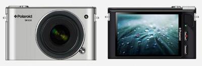 Polaroid podría volver con una cámara Android de objetivos intercambiables