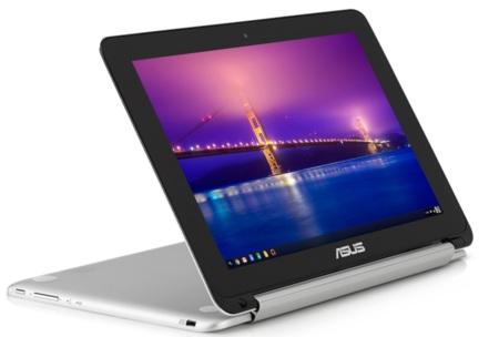 Este es el estupendo aspecto del Asus Flip Chromebook
