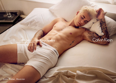 Justin Bieber repite como imagen de Calvin Klein Underwear