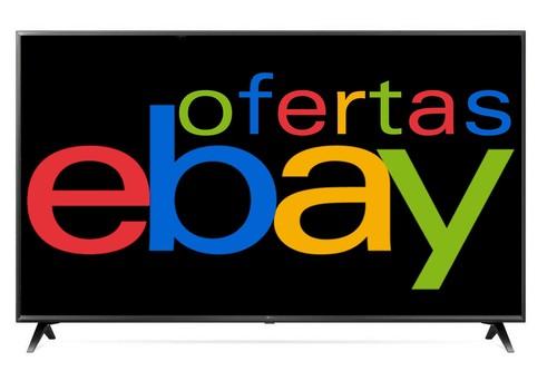 Las 9 mejores ofertas en TVs en eBay: televisores de Samsung, LG, Philips o Hisense a precios económicos