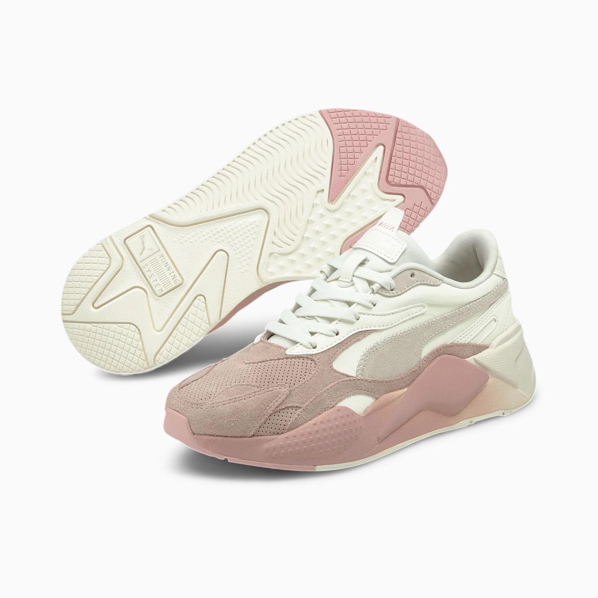 Zapatillas Colour Block RS-X para mujer.