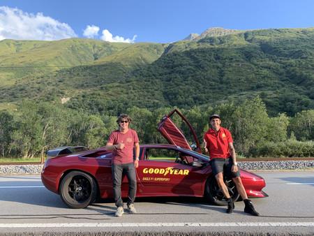 Josef Ajram Hector Ares Lamborghini