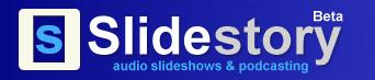 Slidestory, podcasts con pase de imágenes
