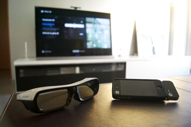 Scubo Smart TV 3D