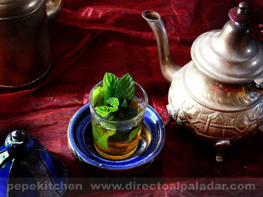 Té verde, de la China a Marruecos