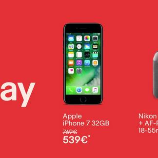Black Friday eBay 2017: Mejores ofertas en tecnología hoy 23 de noviembre