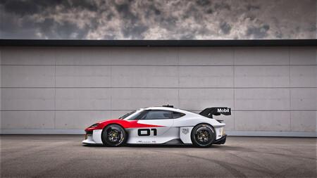 Porsche Mission R 07