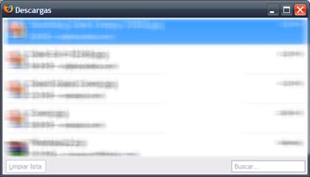 Truco: Elimina el historial de descargas de Firefox automáticamente