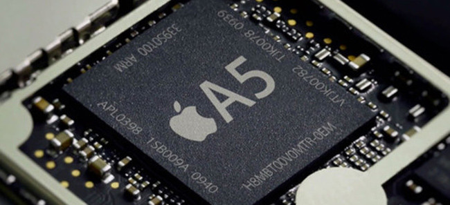 Apple Procesador