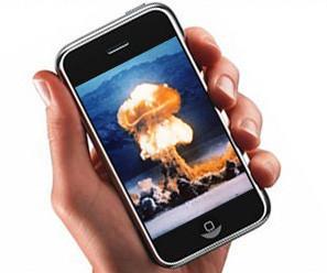 iphone bomba