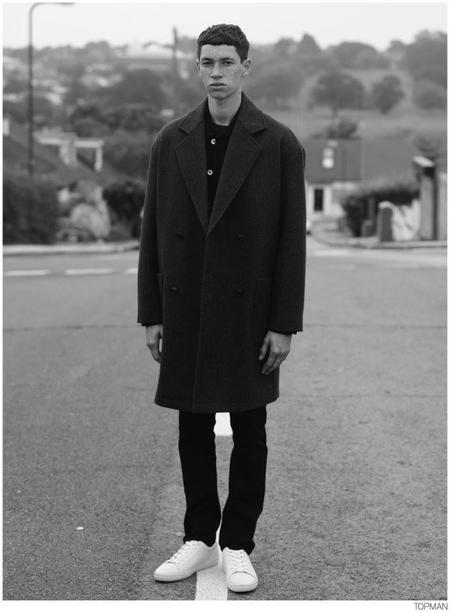 Topman Coat Fall 2014 Campaign 004