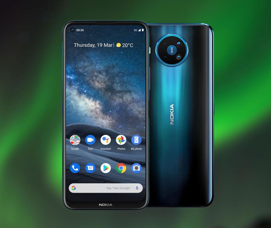 Nokia 8.3 5G llega a España: éstos son su precio y disponibilidad oficiales