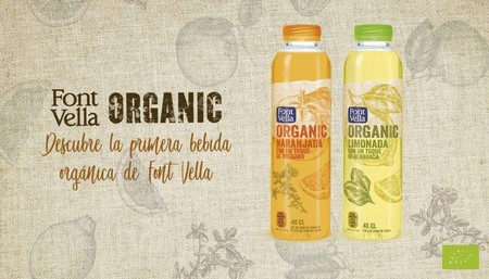 Bajo la lupa: agua mineral natural Font Vella Organic