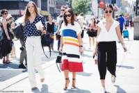 Las Fashion Weeks se visten con ropa ¿pre-mamá?