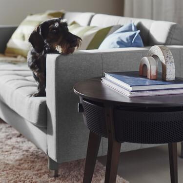 IKEA tendrá sus primeros purificadores inteligentes y son ideales para integrar en la decoración de casa