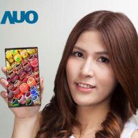 AUO también tiene preparadas sus pantallas 4K para móviles, a partir de las 6 pulgadas