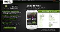 mTrip la mejor guía de viajes para iPhone ahora para Android