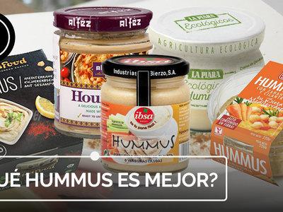 ¿Qué hummus comprado en el supermercado es el mejor?