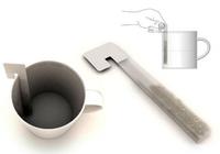 Tea stick stirrer, la cómoda revolución para tomar el té