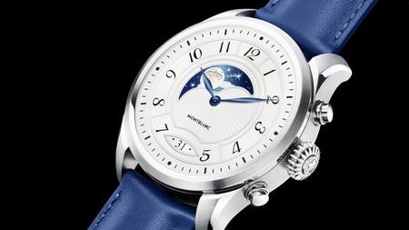 Montblanc SUMMIT 2: el smartwatch de lujo con Wear OS llega a México, este es su precio