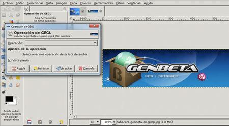 GIMP 2.8 GEGL