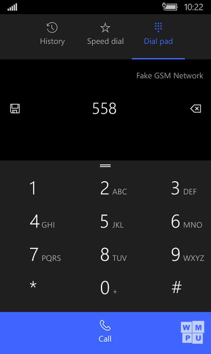 Windows 10 Mobile build 10240