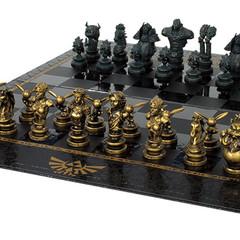 Foto 1 de 4 de la galería ajedrez-zelda en Vida Extra