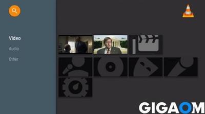 VLC lanza versión de prueba compatible con Android TV