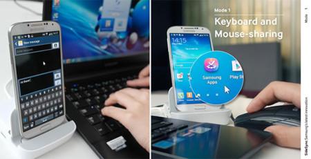 Samsung SideSync nos permite una completa conexión de dispositivos Galaxy y ATIV
