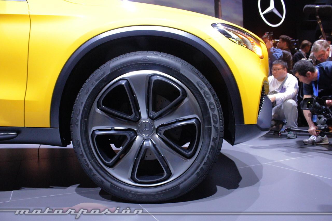 Foto de Mercedes-Benz Concept GLC Coupé (Premiere en Shangai) (17/26)