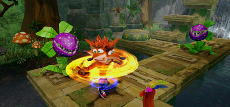 Crash Bandicoot 2 protagoniza el nuevo gameplay de Crash Bandicoot N. Sane Trilogy