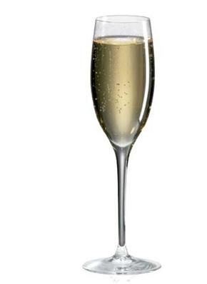 Flauta para Champagne